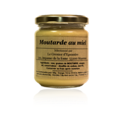 Moutarde au miel le pot de 200 gr