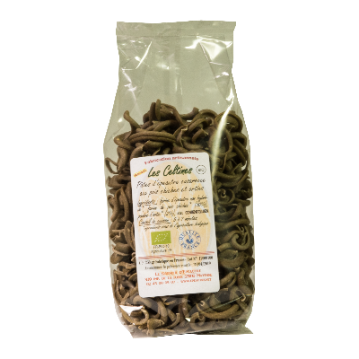 Les celtines bio - casarecce epeautre pois chiches orties - 250g